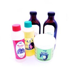 Natuurlijke haar & Lichaam producten