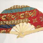 Batik waaier kl1