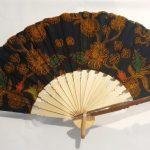 Batik waaier gr1