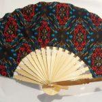 Batik waaier gr10