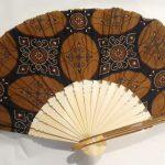 Batik waaier gr2