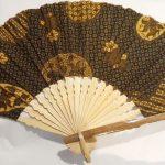 Batik waaier gr6