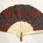 Batik waaier kl7