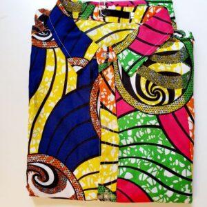 Dashiki african print hemd