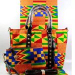 Kente ankara set 1