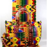 Kente ankara set 2