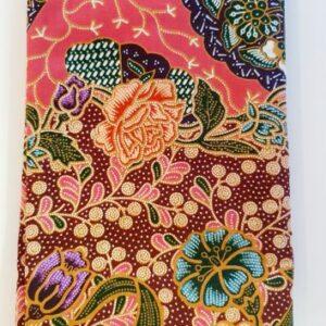 sarong bloemenprint