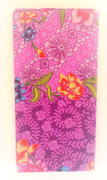 Sarong met vrolijke bloemenprint
