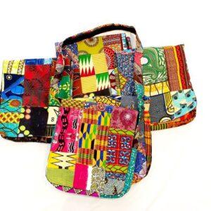 mamjo afrikaanse print tassen