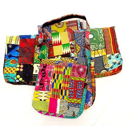 african tassen